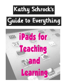 iPads for teaching and learning