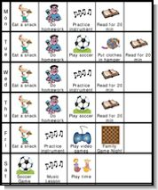 Free Printable Daily Routine Schedules | Daily-Schedule | School ...