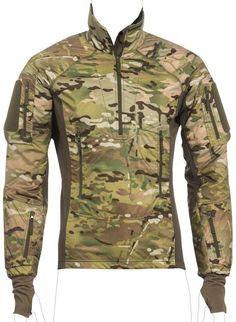 UF PRO Delta AcE Sweater Multicam