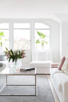 Post: Decoración de un hogar según la personalidad --> blog decoracion interiores, cocinas blancas, cocinas modernas, Decoración de interiores, decoración en blanco, decoración muebles de ikea, estilo moderno, estilo nórdico, estilo y diseño nórdico