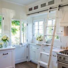 See beautiful kitchen  before and afters by three top designers to inspire kitchen décor ideas for your own home.