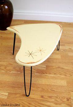 Vintage tables et chevet on pinterest 149 pins - Table chevet vintage ...
