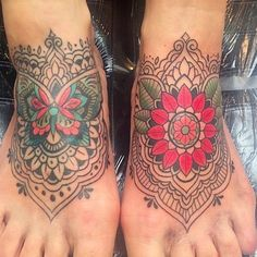 Así es cómo se hace un tatuaje