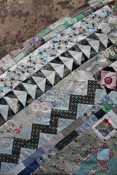 green border | Flickr - Photo Sharing! greenborderjpg 8001200, medallion quilt, sewingquiltingfabr decor, green border