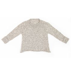 Rolled Hem Sweater / Rennes  the perfect sweater