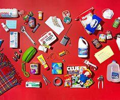 Ideas for emergency kits