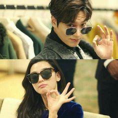 Legend of the Blue Sea Heo Joon Jae and Shim Cheong