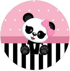 Rotulo Tubete 2 Panda Rosa Kit Festa Panda Birthday Party, Panda Party, 1st Birthday Girls, Bear Party, Panda Decorations, Panda Bebe, Panda Cakes, Panda Wallpapers, Wallpaper Iphone Cute