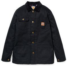 W' Chore Coat - Carhartt Carhartt Coats, Winter Jackets, Black Jackets, Canada Goose Jackets, Casual Wear, Jackets For Women, Computer Chess, How To Wear
