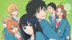 OMG THIS IS SO COOOOOLLLL :'D The opening sung by the Kimi ni Todoke characters-- ahh-- here come the feelzzz~ TwT