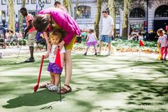 Bryant Park Blog: King Kubbs, Connect Four, Colored Pencils, and More Return To The Park