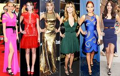 Jennifer Lawrence style while promoting 'The Hunger Games'