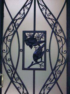 Door detail ~ Paris VIIe, 55 Quai d'Orsay – Architecte Louis-Charles Boileau, 1913 Art Nouveau Architecture, Unique Architecture, Tour Eiffel, Boulevard Saint Germain, Hotel Des Invalides, Musée Rodin, Door Detail, Black And White Prints, Make Beauty