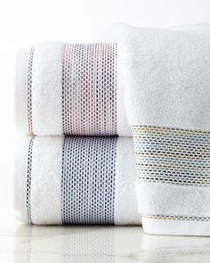 Carnaby+Towels+by+Kassatex+at+Horchow.