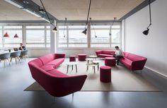 Fintech Fusion Incubator Offices – Geneva