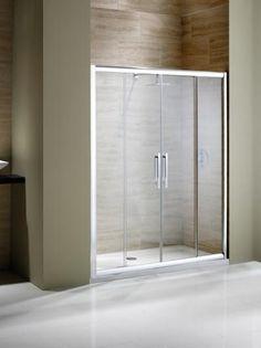 1400mm Deluxe Double Sliding Door Shower U0026 1400mm X 900mm MX Shower Tray