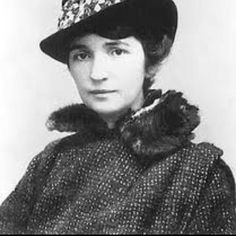 Margaret Sanger, founder of Planned Parenthood, nurse, women's rights activist and sex educator