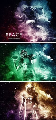 Space Action for Photoshop Photoshop Tutorial, Cool Photoshop, Photoshop Photos, Photoshop Brushes, Photoshop Design, Photoshop Elements, Photoshop Action Free, Photoshop Celebrities, Photoshop Youtube