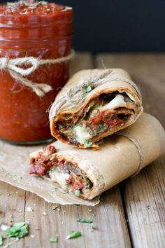 Pizza Burrito Make these and live your best life.