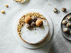 Hazelnut crunch cake