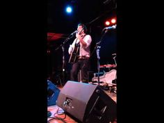 ▶ Lee DeWyze 'Stay Away' at Altar Bar Pittsburgh 11/11/13 - YouTube