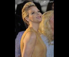 Charlene de Monaco lors du Amber Lounge Fashion Show à l'hôtel Le Médirien à Monaco le 25 mai 2012