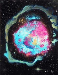 super nova 47. #astronomy, #celestial_events