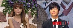 นัมกุงมิน และ ฮงจินยอง ในรายการ 'We Got Married' ซีซั่นที่ 4