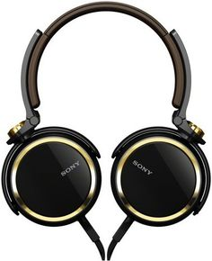 Sony MDR-XB Extra Bass Headphone lineup