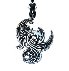 """Gothic Dragon Pendant – Celtic Pewter Jewellery. Created in a """"Gothic"""" style, this magnificent beast is reminiscent of a time when dragons flew the skies like huge birds. Enjoy the fantasy of this original design, let your energies flow with the dragon, and keep the spirit of dragonkind alive."""