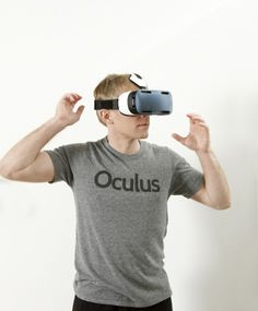 The future is bright for virtual reality, according to the Oculus VR CTO, and not just for gamers.