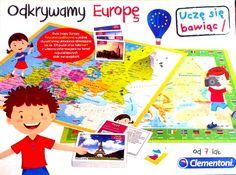 CLEMENTONI Odkrywamy Europę
