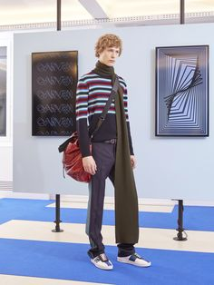Carven Fall/Winter 2016 Menswear