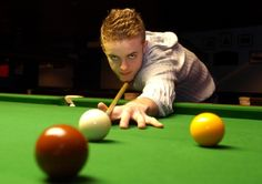 James Silverwood is the new North Lancashire Area snooker champion.