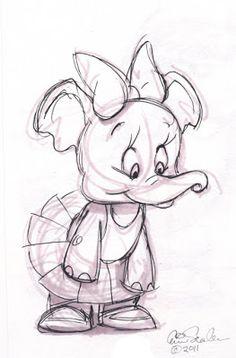 The Ol' Sketchbook: doodles