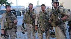 """The soul of The Lone Survivor: The warrior ethos for all of us. Must read Steven Pressfield """"Warrior Ethos"""", and """"Gates of Fire""""."""