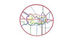 Central Line Tube Tiki  by idtydesign.newzealand at zippi.co.uk