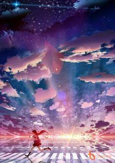 [Artwork] Chạm tay lên thiên hà