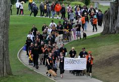 Walk for Suicide Team Colleen in honor of her 2 months after her suicide 2012