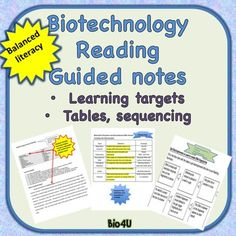 52 Best Biotechnology Images On Pinterest Ap Biology Biology
