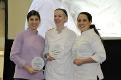 The three winners of the first LIVE Cake Design Competition of Massa Ticino™ Sugarpaste!  1st - Thatbakinggirl 2nd - Tortenhaus.ch 3rd - Minh Cakes  © panissimo