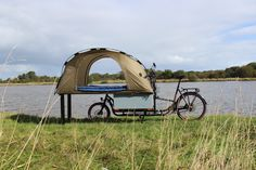 Bullitt Cargo Bike, Velo Cargo, Touring Bicycles, Go Ride, Bike Trailer, Camping Survival, Bike Design, Road Cycling, Custom Bikes