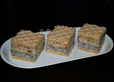Romanian Desserts, Romanian Food, Nutella, Tiramisu, Sweet Treats, Cheesecake, Dessert Recipes, Cooking, Ethnic Recipes