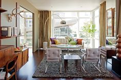 A Pearl District condo
