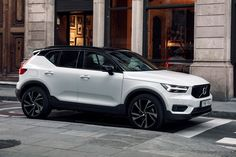 Image result for when will the volvo xc40 be available