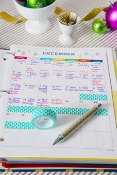 This would be a good idea to make everyone have a yearbook binder with a calendar of the month with their schedule of what they will be doing to stay on task and keep organized.