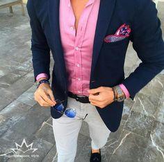 Blazer Pañuelo  Camisa Casual