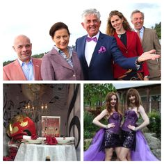 Having fun putting #Donegal on the Map #Cabaret  proudly supported by Magee of Donegal