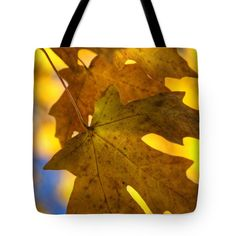 """Fall Brings Such Beauty with it Tote Bag 18"""" x 18"""""""