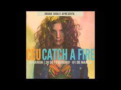 Céu interpretando Catch a Fire The Wailers e Bob Marley - YouTube